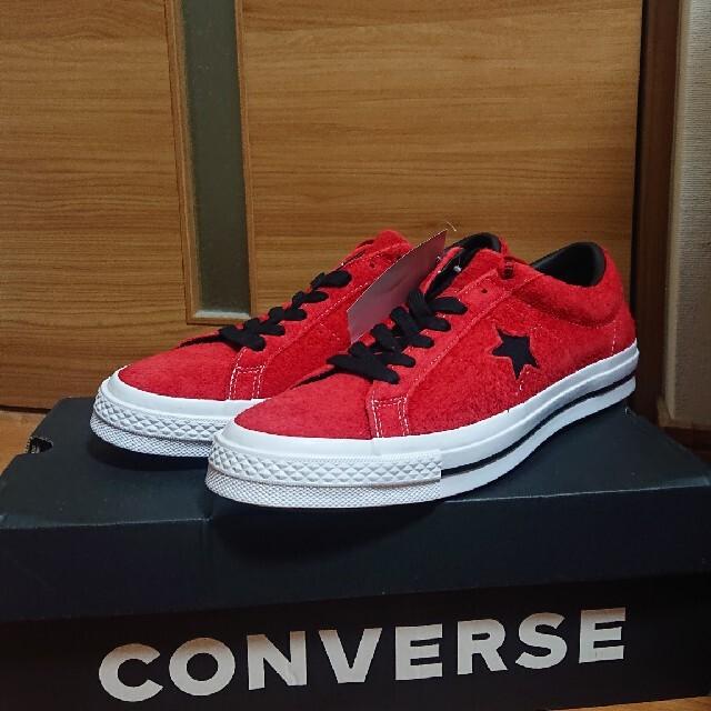 CONVERSE(コンバース)のコンバース ワンスター スウェード ct70 メンズの靴/シューズ(スニーカー)の商品写真