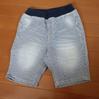 ジーユー(GU)のキッズデニム半ズボン(パンツ/スパッツ)