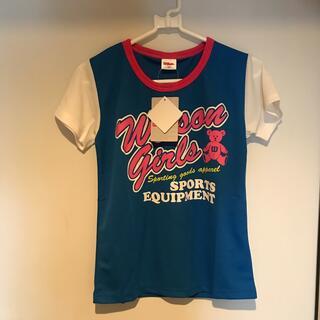 ウィルソン(wilson)の女児 150  スポーツTシャツ(ウェア)