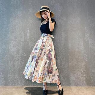 eimy istoire - eimy★まなみさん着用花柄スカート