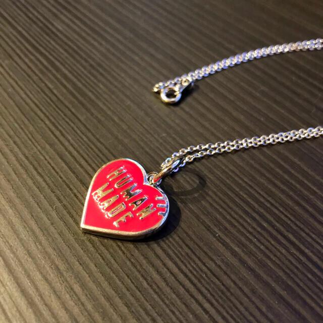 【即日発送】ヒューマンメイド リメイク ネックレス メンズのアクセサリー(ネックレス)の商品写真