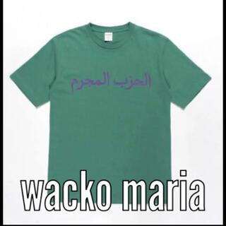 WACKO MARIA - wacko maria 20ss tシャツ アラビア supreme