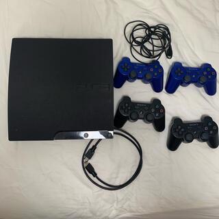プレイステーション3(PlayStation3)のps3 プレステ3  本体セット(家庭用ゲーム機本体)