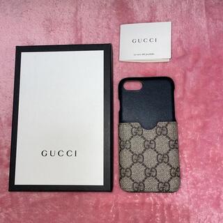 グッチ(Gucci)のGUCCI iPhoneケース 7.8.SE(iPhoneケース)
