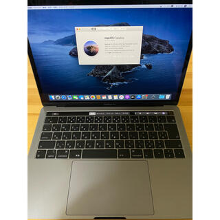 Apple - MacBook Pro 2019 SSD128GB メモリ8GB 放充電回数12
