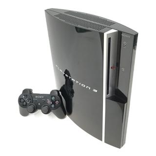 ソニー(SONY)のソニー SONY PS3 本体 ブラック(家庭用ゲーム機本体)