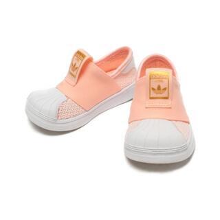 アディダス(adidas)のアディダス adidas スリッポン    キッズ 12(スリッポン)