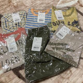 ブランシェス(Branshes)のBRANSHES色々まとめ売り新品未使用品130(Tシャツ/カットソー)