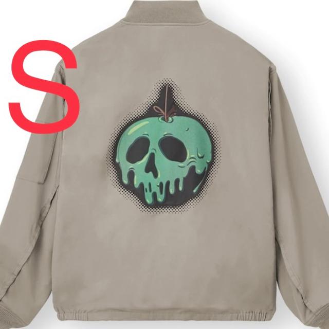 GU(ジーユー)のGU UNDERCOVER ジップアップブルゾン メンズのジャケット/アウター(ブルゾン)の商品写真