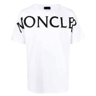 モンクレール(MONCLER)のMONCLER Jersey モンクレール ロゴプリン Tシャツ XS(Tシャツ(半袖/袖なし))