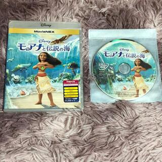 ディズニー(Disney)のモアナと伝説の海 MovieNEX('16米) DVD(キッズ/ファミリー)