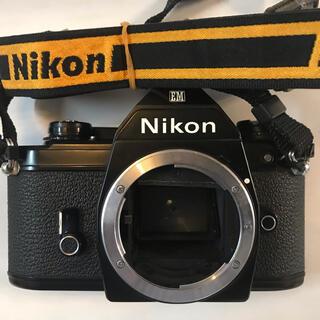 Nikon - NIKON EM 撮影してましたので安心です!
