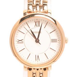 フォッシル(FOSSIL)のフォッシル FOSSIL 腕時計 レディース(腕時計)