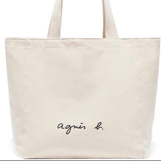 agnes b. - アニエスベー トートバッグ agnes b. カバン バック リュック 白 新品