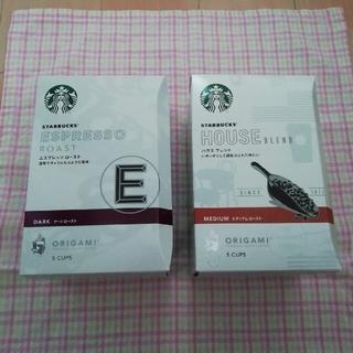 Starbucks Coffee - スターバックス オリガミ パーソナルドリップ コーヒーセット