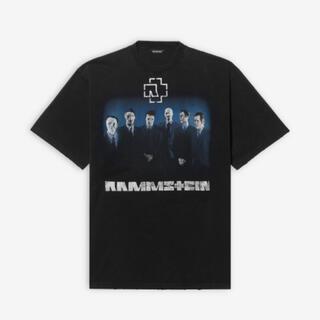 Balenciaga - Sサイズ バレンシアガ ラムシュタイン Tシャツ