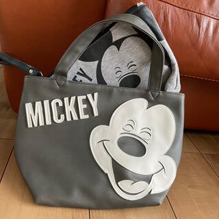 ディズニー(Disney)のミッキーマウス トートバッグ(バッグ)