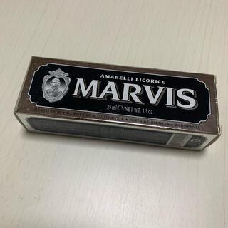 マービス(MARVIS)のMARVISマービス LICORICE MINT リコラスミント 歯磨き粉(歯磨き粉)