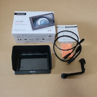 Desview Mavo-P5 カメラモニター バッテリーセット可(その他)