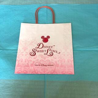 ディズニー(Disney)の【DISNEY RESORT】35周年バレンタイン限定袋(非売品)値下げ対応可能(ショップ袋)