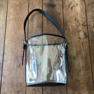スピックアンドスパン(Spick and Span)のスピック&スパン PVC クリアバッグ(ショルダーバッグ)