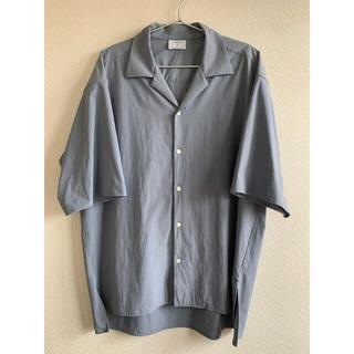 CONVERSE - converse tokyo オープンカラーシャツ