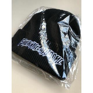 Supreme - Fucking Awesome ファッキンオーサム  ニット帽 ビーニー帽