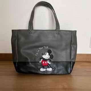 ディズニー(Disney)のミッキーマウス トートバッグ (バッグ)