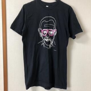 アメリカンアパレル(American Apparel)のAmerican apparel Tシャツ 黒 Sサイズ(Tシャツ/カットソー(半袖/袖なし))