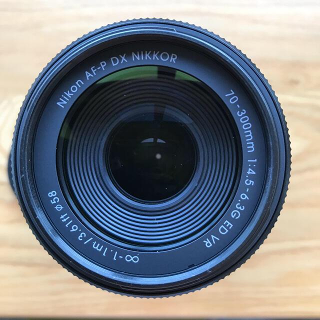 Nikon(ニコン)のNikon AF-P70-300mm f/4.5-6.3 G ED VR ニコン スマホ/家電/カメラのカメラ(レンズ(ズーム))の商品写真