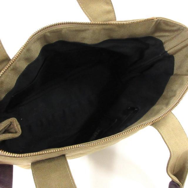 MZ WALLACE(エムジーウォレス)のウォレス - カーキ×ダークブラウン レディースのバッグ(ハンドバッグ)の商品写真