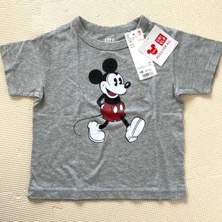 UNIQLO - ユニクロ  ミッキーマウス Tシャツ 未使用