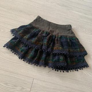 アナスイミニ(ANNA SUI mini)のアナスイミニ スカパン ショーパン 120cm(スカート)