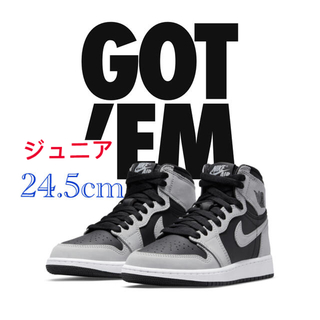 "NIKE - NIKE AIR JORDAN 1 RETRO HIGH OG ""SHADOW"
