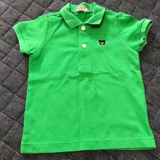 ダブルビー(DOUBLE.B)のダブルビー ポロシャツ 90(Tシャツ/カットソー)