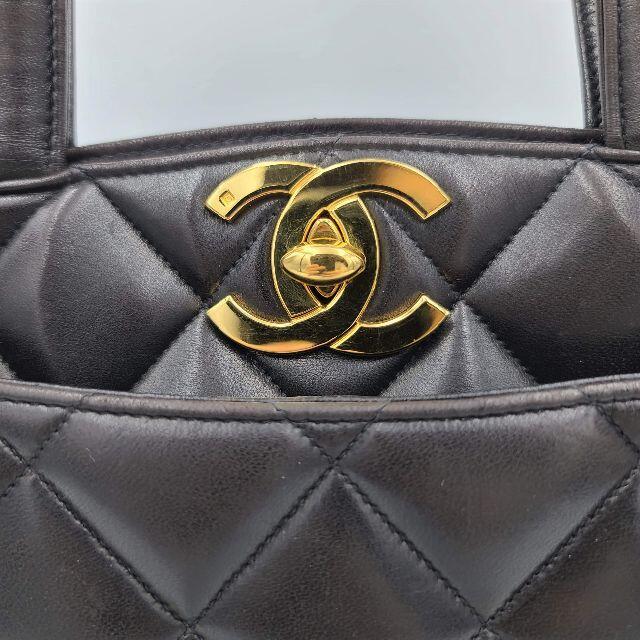 CHANEL(シャネル)の確実正規品 シャネル マトラッセ バッグ ラムスキン レディースのバッグ(ショルダーバッグ)の商品写真