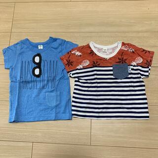 petit main - アプレレクール Tシャツ2枚セット