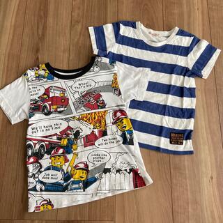 ブランシェス(Branshes)の半袖Tシャツ 2枚セット(Tシャツ/カットソー)