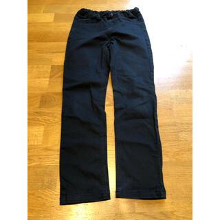 ジーユー(GU)の黒パンツ 130(パンツ/スパッツ)
