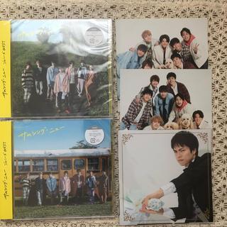 ジャニーズWEST - サムシング・ニュー初回盤A.B