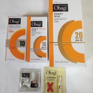 Obagi - Obagi 美容液、C20セラム15ml C10セラム12ml2点オマケ3点