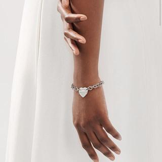 Tiffany & Co. - 新品 未使用 ティファニー ハート タグ ブレスレット