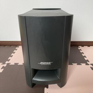 ボーズ(BOSE)のbose PS3-2-1 III powered speaker system(スピーカー)