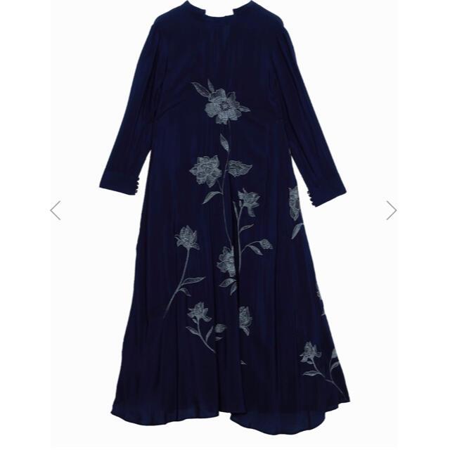 Ameri VINTAGE(アメリヴィンテージ)の2WAY FLOWER GARDEN DRESS アメリヴィンテージ レディースのワンピース(ロングワンピース/マキシワンピース)の商品写真