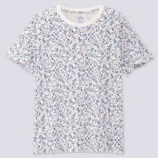 アナスイ(ANNA SUI)のユニクロxアナスイ シャツ(Tシャツ(半袖/袖なし))