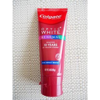 コルゲート オプティックホワイト リニューアル 85g(歯磨き粉)