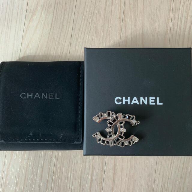 CHANEL(シャネル)のシャネル CHANEL ブローチ レディースのアクセサリー(ブローチ/コサージュ)の商品写真