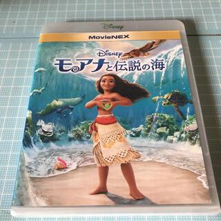 ディズニー(Disney)のモアナと伝説の海 MovieNEX Blu-ray(キッズ/ファミリー)