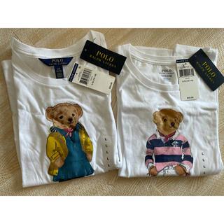 POLO RALPH LAUREN - 新品 Tシャツ 2枚セット キッズサイズ