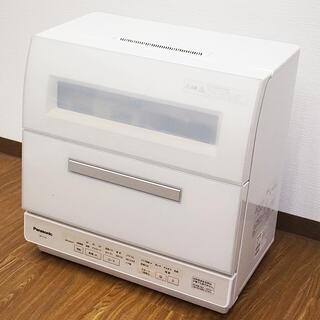 Panasonic - パナソニック Panasonic 食器洗い乾燥機 NP-TY10-W 18年製